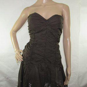 Sisley Strapless Tube Dress
